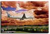 PIA (Muzammil (Moz)) Tags: pakistan manchester aeroplane landing pia manchesterairport hussain muzammil aproaching pakistaninternational overtheexcellence boinglr200777