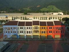 Colourful Building, Kampar