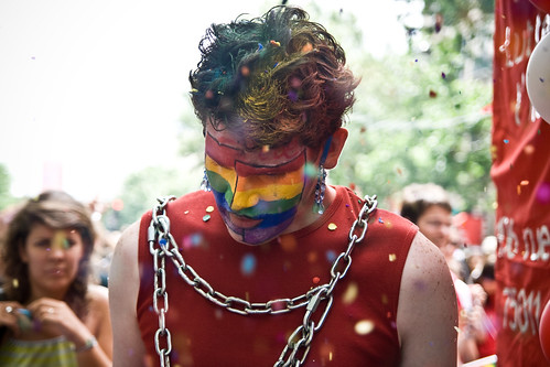 Flickr: philippe leroyer - Lesbian & Gay Pride (172) - 28Jun08, Paris (France)