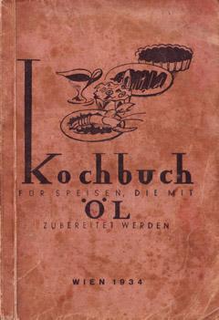 Marsano's Öl-Kochbuch, 1934