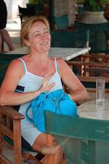 Jasna (RobW_) Tags: friend july tuesday 2008 zakynthos jasna serbian freddiesbar tsilivi jul2008 01jul2008