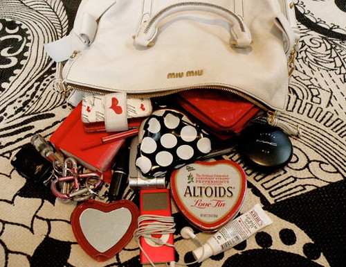 Summer 08 purse contents