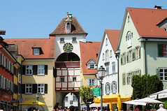Meersburg / Bodensee (Habub3) Tags: travel architecture buildings germany deutschland photo search nikon architektur bodensee d300 meersburg serach viewonblack habub3