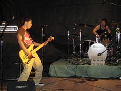 Yasu Rocks it on the Bass (jrkester) Tags: japan hirosaki 2008