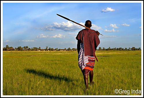 Maasai Walk Redux