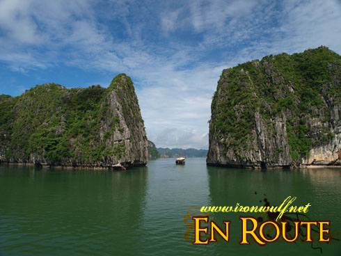 Ha Long Bay Karst Gates