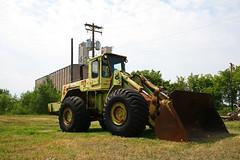 Terex (The Joy Of The Mundane) Tags: color colour green industry colors construction colorful industrial colours machine machinery colourful uc constructionequipment terex unitedcrushers