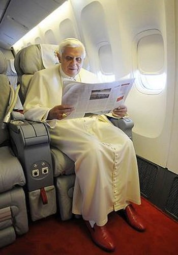 Pope Benedict XVI visits Australia for WYD 2008