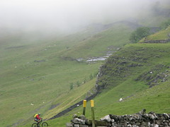Austwick Walk July 2008 (D  a  v  e) Tags: pictures camera cloud mist mountain bike bicycle stone wall dave digital computer photography photo pix cyclist view image dale photos pics hill images photographs photograph views directions limestone info jpg jpeg scar information stile steep ascent facts crummock jpgs jpegs picsof picturesof imageof of photographof sumpner imagesof photographsof directionsto