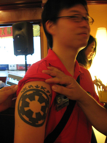Star Wars Tattoos (Set) · Celebration Japan (All Photos) (Set)
