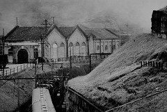 Paranapiacaba (PróClik) Tags: blackandwhite bw train nikon pb trem pretoebranco paranapiacaba ferrovia d80 proclic proclik próclic próclik