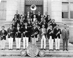 Early Duke University Marching Band