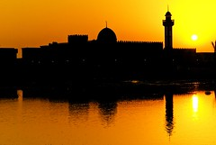 ... (MoH911) Tags: world sunset art silhouette sony islam mosque saudi arabia alpha islamic   kfupm        moh911 saihat  muslems minoltaamount saihatphoto goldenvisions saihatphotonet