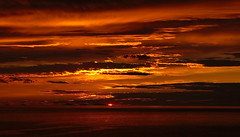 Gtterdmmerung or Sunset over the Western Isles (mijoli) Tags: scotland explore highland westernisles soe ef2470mmf28lusm ardnamurchan lochaber outerhebrides gtterdmmerung lightzone ardnamurchanlighthouse canon400d twilightofthegods ardnamurchanpoint mostwesterly nonsaturated