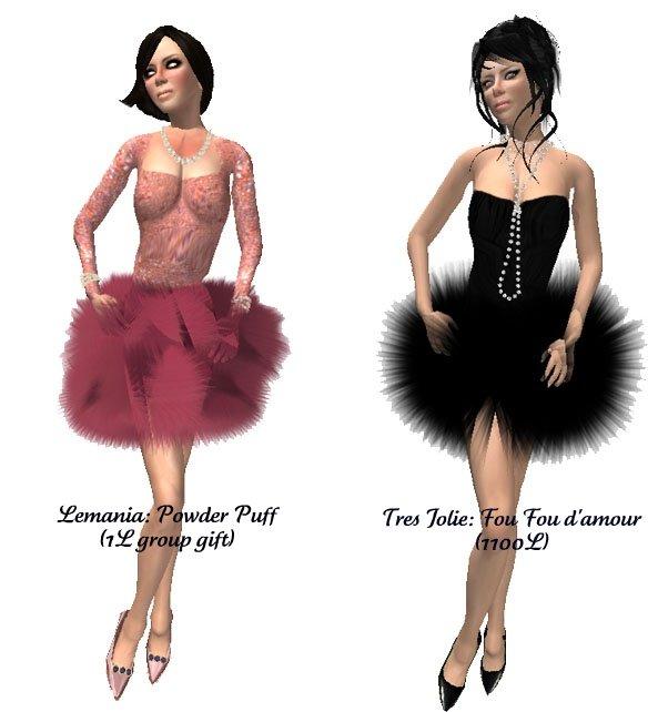 dress comparison