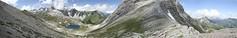 Butzenseepanorama (Joachim S.) Tags: panorama landscape austria sterreich august paysage 2008 landschaft stitched autriche lech vorarlberg bregenzerwald butzensee