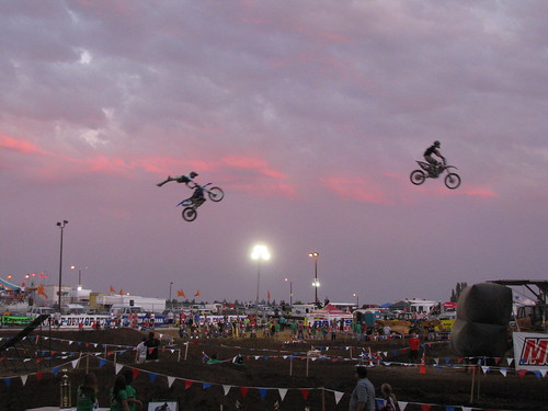 Clark County Fair - Extreme MotoX Day