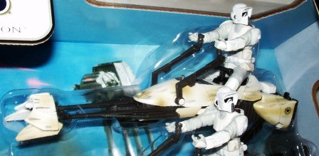 SW Hoth Speeder Bike Patrol BP a by you.