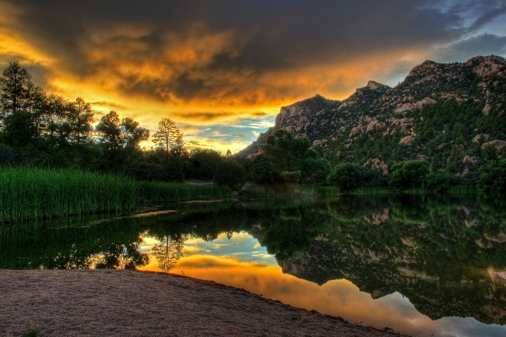 Granite Basin Lake Az.The World S Best Photos Of Lake And Larryzimmer Flickr Hive Mind