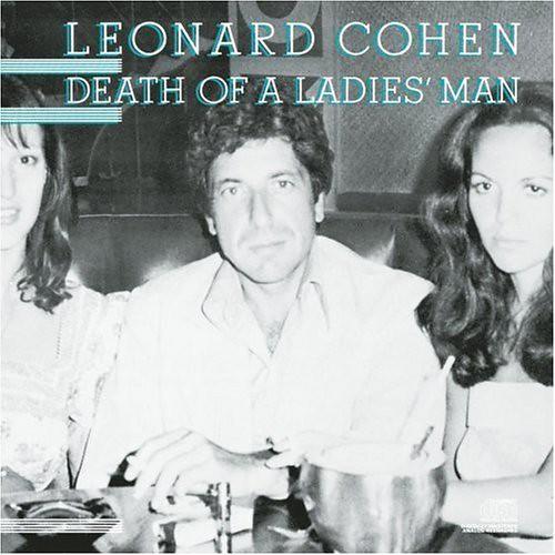 Death of a Ladies'Man-Leonard Cohen