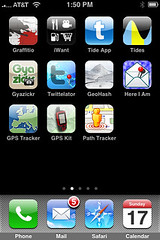 Favs 2: All things GPS; Gyazicker lets me twee...