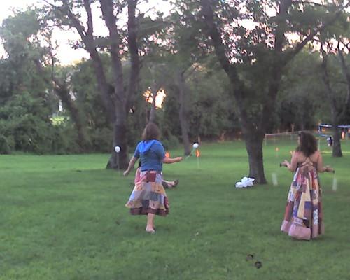 Swinging Game