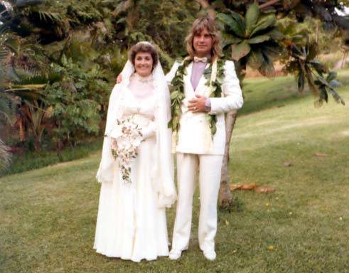 Ozzy & Sharon's Wedding