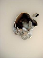 Apple goo.