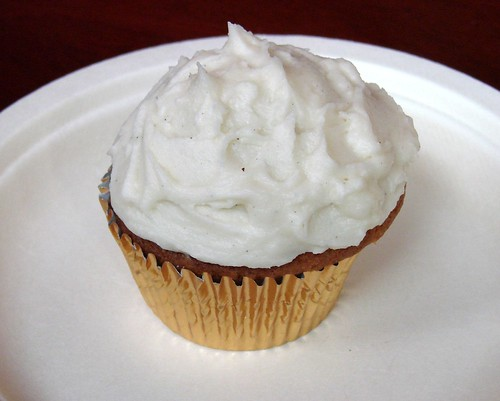 Vanilla Cupcake from Batch