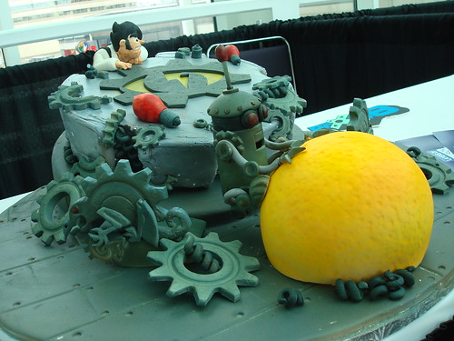PAX '08: 3D cake that will make you crap your damn pants!