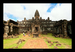 Bakong Temple, Angkor, Cambodia