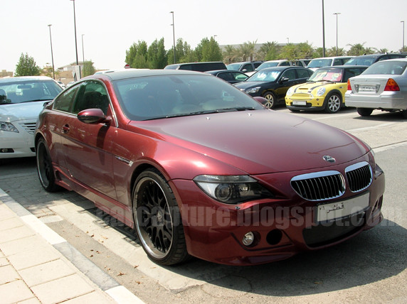 red car blues sandbar bmw m6 doha qatar hamann ??? dscn0107vlsbg2