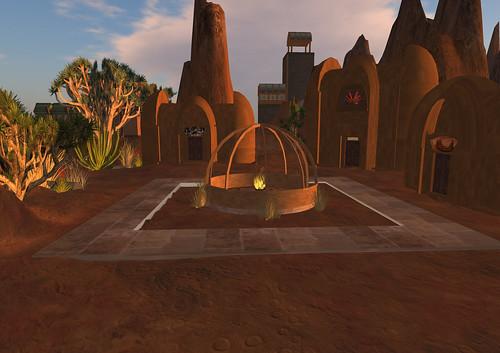 Vulcan Town of Kzan-Ne 001