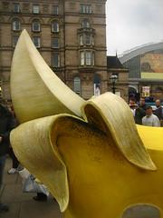Peel (suzienewshoes) Tags: uk england liverpool 2008 superlambanana capitalofculture liverpool08 superlambananas