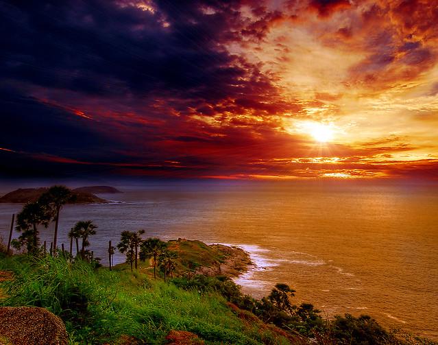 ความงามของ เกาะภูเก็ต