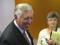 Steny Hoyer Press Conference Part One