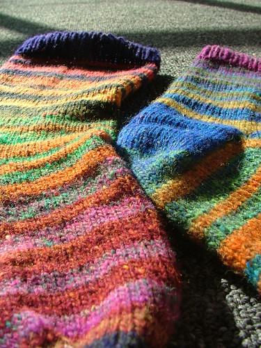 Stripy Socks!