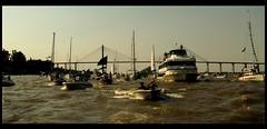 No a la QUEMA! (Ariz..) Tags: paran rio rosario humo nautica ariz caravana pastizales entrerrios arizira noalaquema
