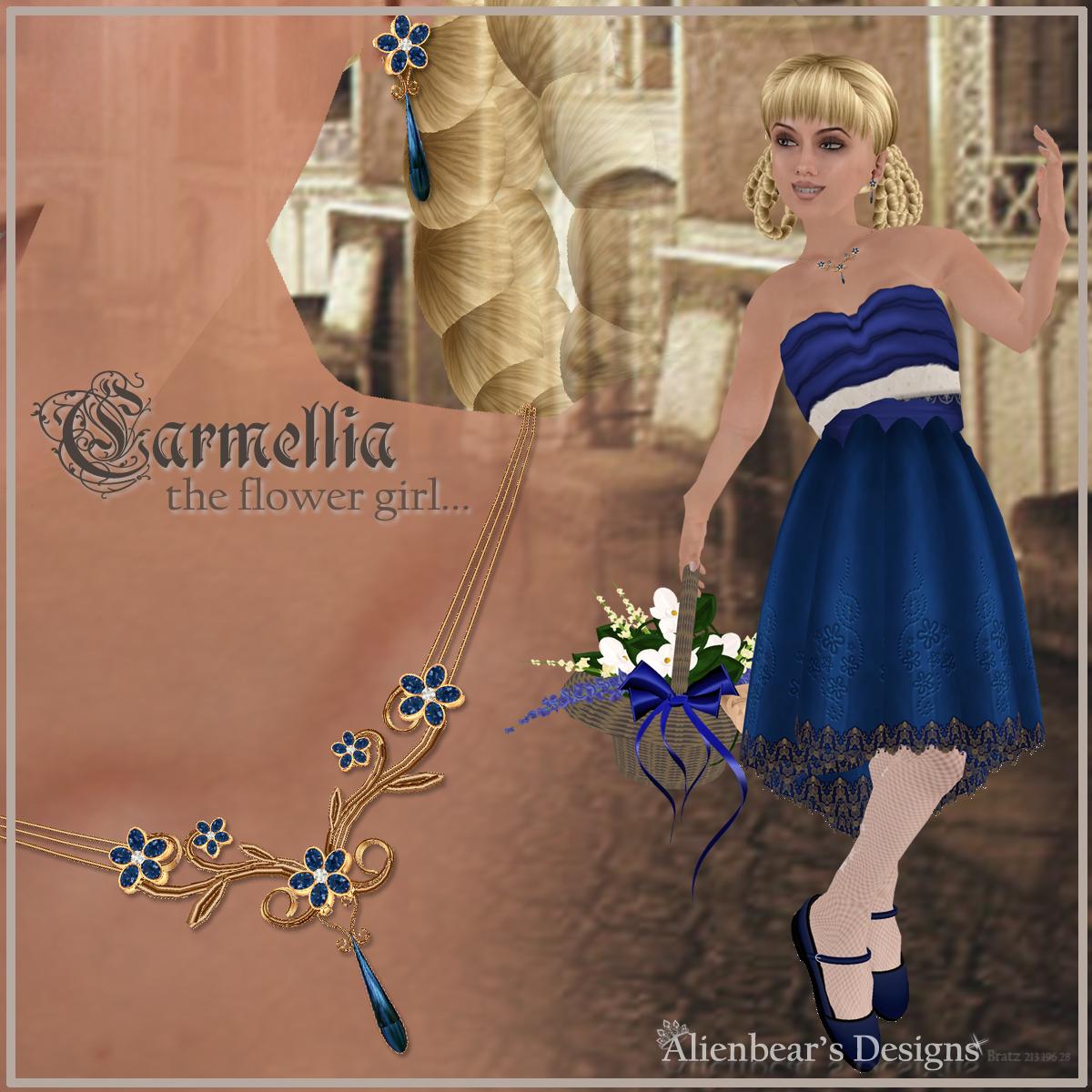 Carmellia flowergal