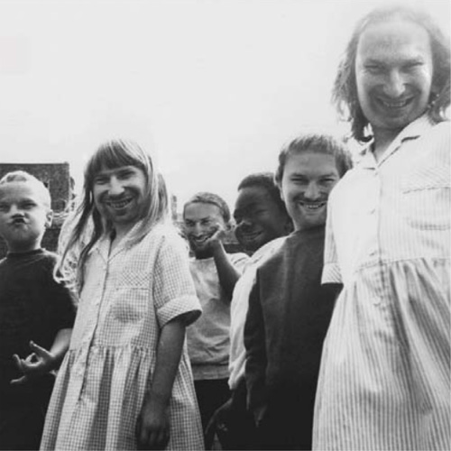 Chris Cunningham, The Designers Republic: Aphex Twin — Come To Daddy
