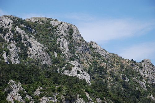Kokkari Mountains