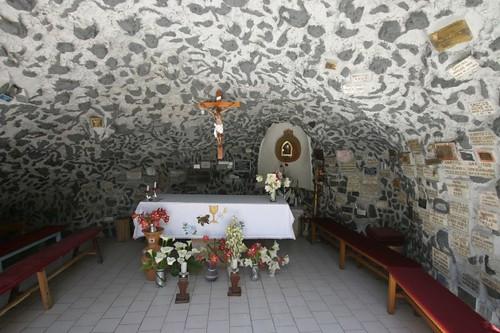 Gruta de Lourdes, Sucre - Bolivia.
