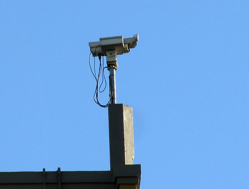 You're being watched everywhere you go - does it bother you?