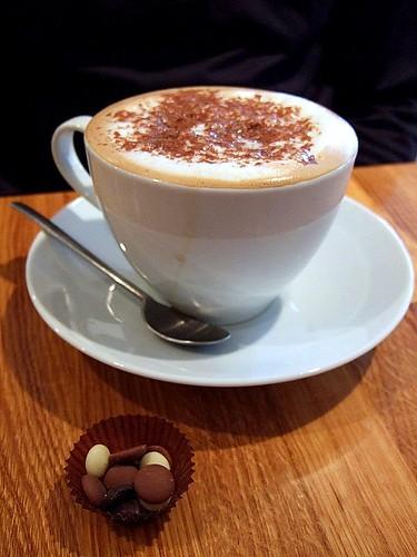 Kinsale cappuccino