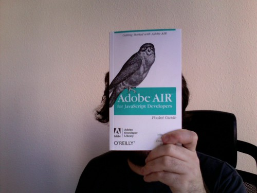 Adobe Air for Javascript Developers by RocketRaccoon.