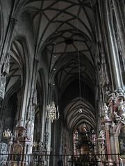 Die beeindruckende Größe des Stephansdom