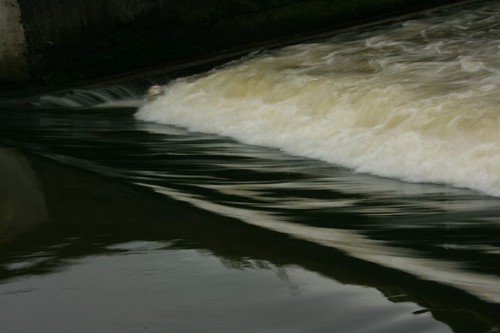 At the Weir