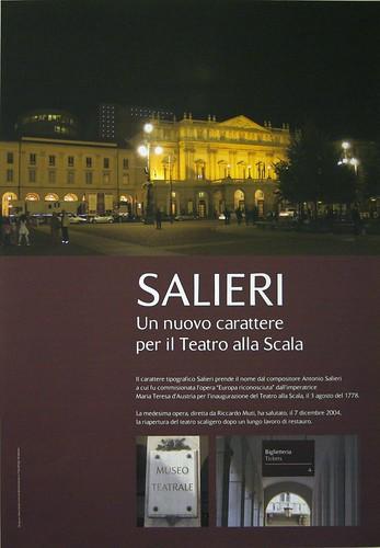 """""""Salieri"""" di Diana Quarti"""