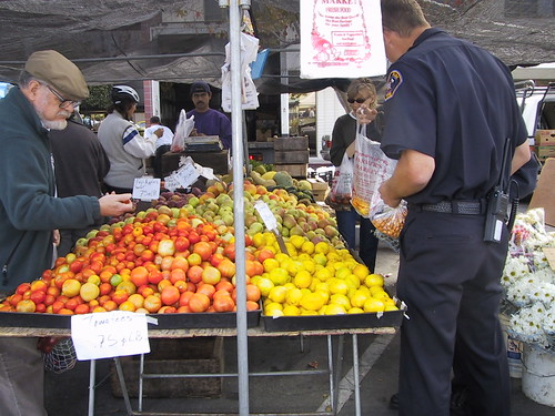 Shop at Farmers Markets: Its the law.