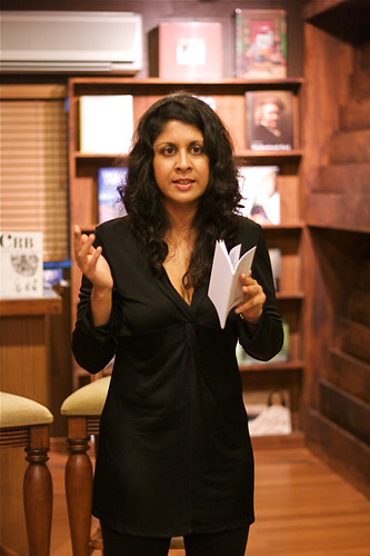Vahni Capildeo Reading